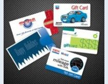 Examples of various Gift Card Enhancements