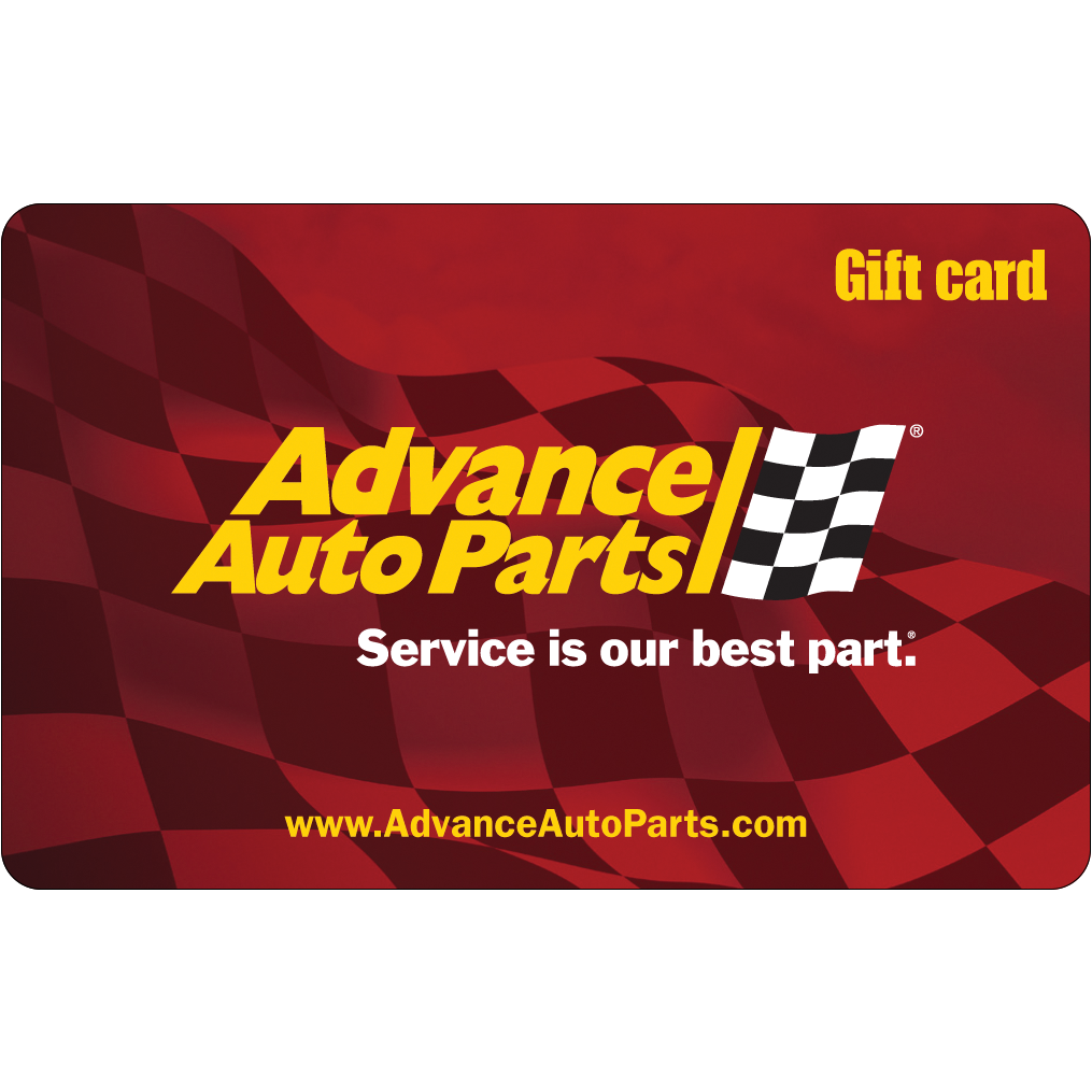 Advance Auto Parts Gift Cards | Buy Online at SVM