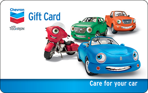 Chevron Gas Gift Cards | Buy Now at SVM