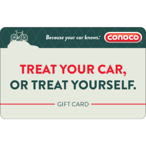Conoco Gas Gift Cards | Buy Now at SVM