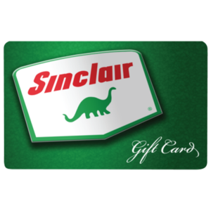 Sinclair Gas Gift Cards | Buy Now at SVM