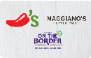 Chilis 4-Choice Gift Card