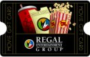 Regal Entertainment Gift Card