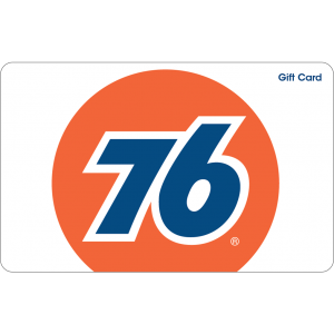 76 Gift Card